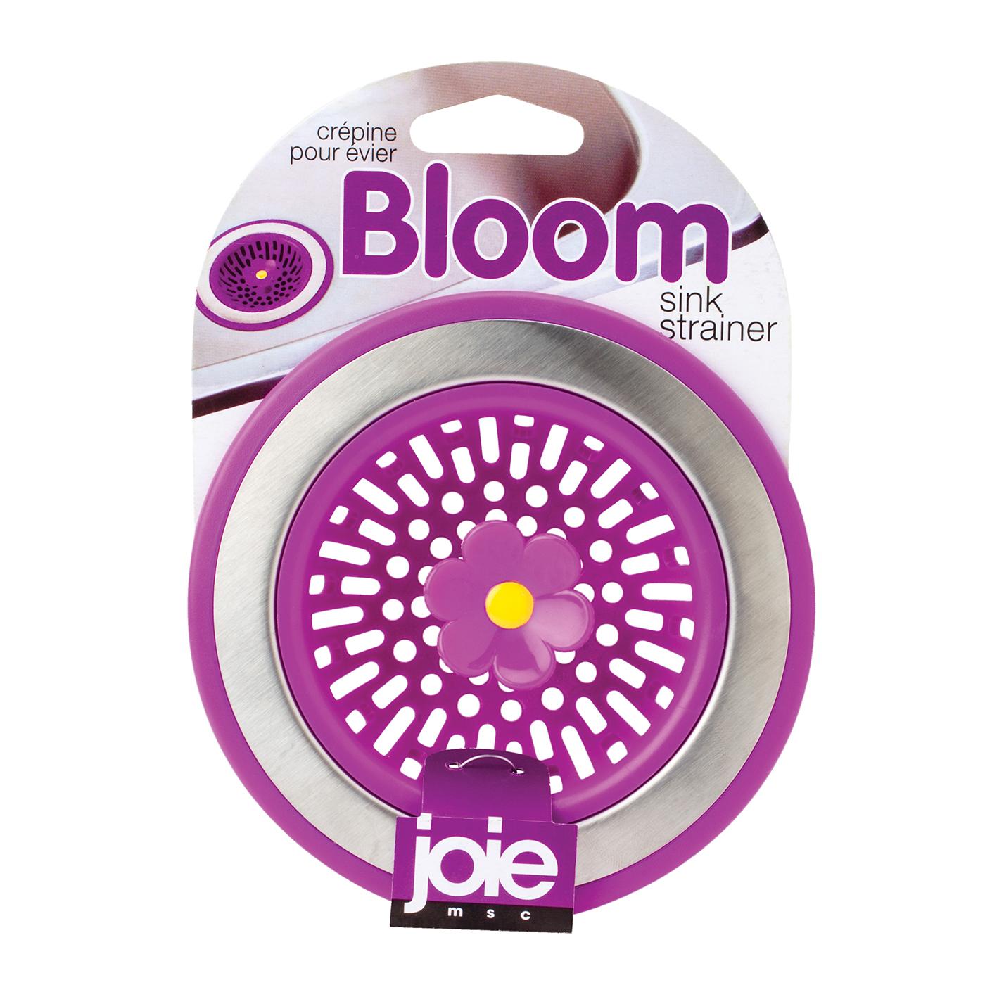 Joie Bloom 4.5 Inch Flower Kitchen Sink Strainer & Stopper